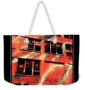 Urban Orange Weekender Tote Bag