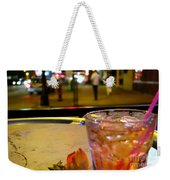 Urban Reception Weekender Tote Bag