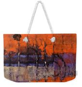 Urban Rust Weekender Tote Bag
