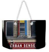Urban Sense 1 Weekender Tote Bag