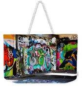 Urban Serpent Weekender Tote Bag