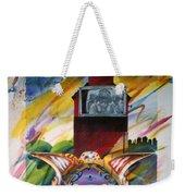 Urban Sky Weekender Tote Bag