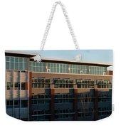 Urban Sunrise Glow Weekender Tote Bag