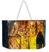 Urban Sunset Weekender Tote Bag by Bob Orsillo