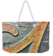 Urban Typography Piece #1 Weekender Tote Bag