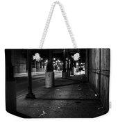 Urban Underground Weekender Tote Bag