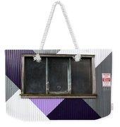 Urban Window- Photography Weekender Tote Bag