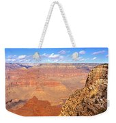 Us, Arizona, Grand Canyon, View Weekender Tote Bag