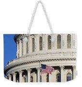 Us Capitol Building Weekender Tote Bag