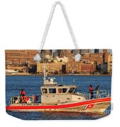 U.s. Coast Guard - Always Ready Weekender Tote Bag