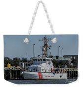Us Coast Guard Yellowfin Weekender Tote Bag