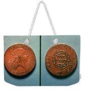 U.s. Coin, 1793 Weekender Tote Bag