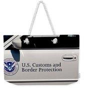 U.s. Customs And Border Protection Weekender Tote Bag