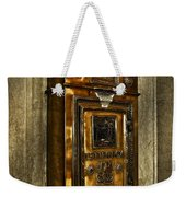Us Mail Letter Box Weekender Tote Bag