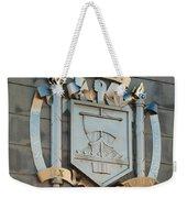 Us Naval Academy Insignia Weekender Tote Bag