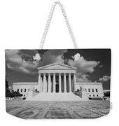 Us Supreme Court Weekender Tote Bag