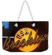 Usa Brooklyn Weekender Tote Bag