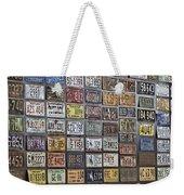 Usa-everywhere Weekender Tote Bag