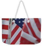 Usa Flags 01 Weekender Tote Bag
