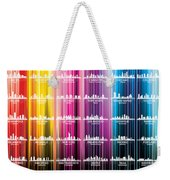 Usa Skylines 2 Weekender Tote Bag