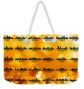 Usa Skylines 3 Weekender Tote Bag