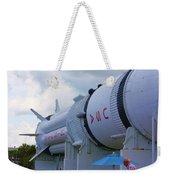 Usa Space Weekender Tote Bag