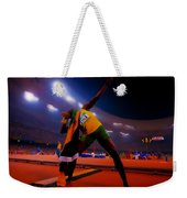 Usain Bolt Number One Weekender Tote Bag