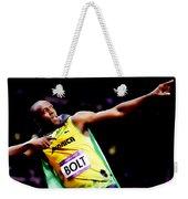 Usain Bolt Sweet Victory II Weekender Tote Bag