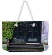 Use Other Door Weekender Tote Bag