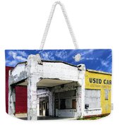 Used Cars Weekender Tote Bag
