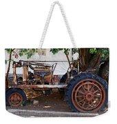 Used Tractor Weekender Tote Bag