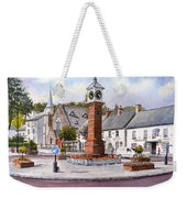 Usk In Bloom Weekender Tote Bag