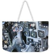 Usmc Av-8b Harrier Cockpit Weekender Tote Bag