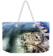 Uss Arizona Memorial- Pearl Harbor V8 Weekender Tote Bag