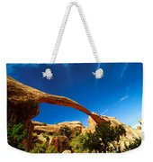 Utah Arches National Park  Weekender Tote Bag