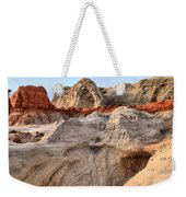 Utah Badlands Weekender Tote Bag