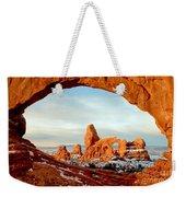 Utah Golden Arches Weekender Tote Bag