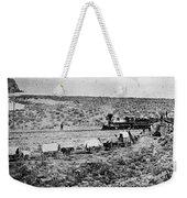 Utah Railroad, 1869 Weekender Tote Bag