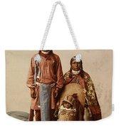 Ute Jose Romero And Family Weekender Tote Bag