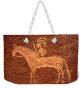 Ute Rider 1800s Weekender Tote Bag