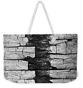 V Na Exposed Cont L Bw Weekender Tote Bag