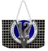 V12 Weekender Tote Bag
