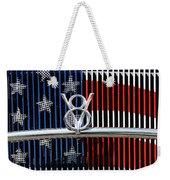 V8 Freedom Weekender Tote Bag
