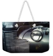 V8 Grill In Gray Weekender Tote Bag