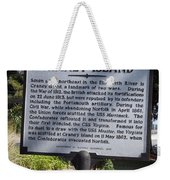 Va-k266 Craney Island Weekender Tote Bag
