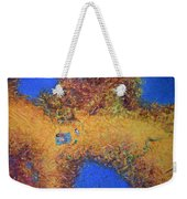 Vacationing On A Painting Weekender Tote Bag