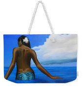 Vahine De Tahiti Weekender Tote Bag