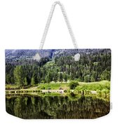 Vail Reflections 3 Weekender Tote Bag