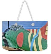 Val Clone Weekender Tote Bag by Tommy Anderson