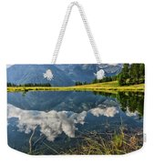 Val Di Sole - Covel Lake Weekender Tote Bag